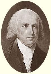 husband of Dolley Madison