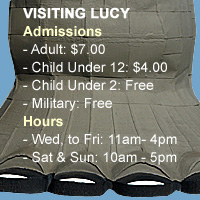 Lucy Elephant admissions